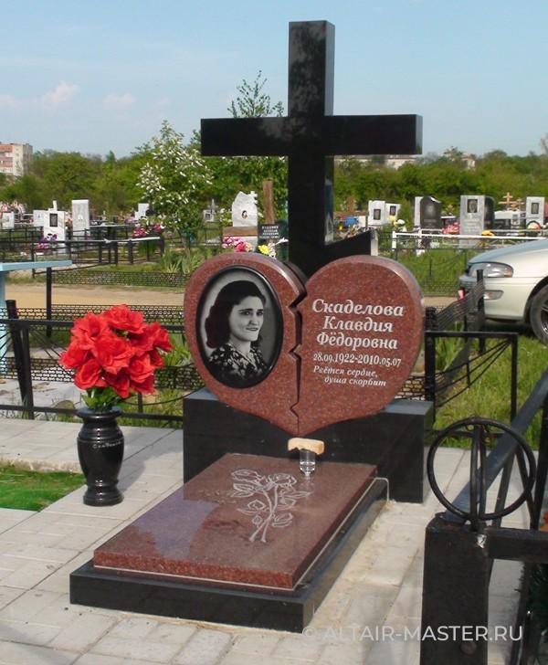 Памятник на заказ - пример 11