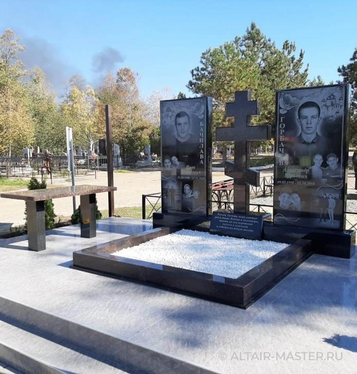 Памятник на заказ - пример 3