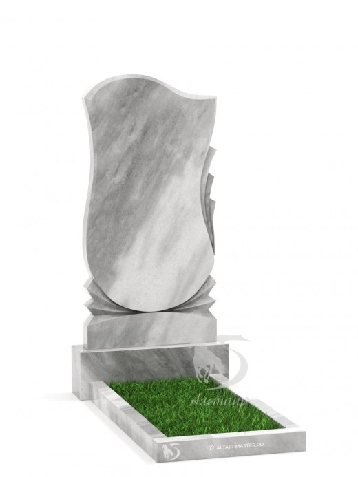 Памятник МФ014 (серый)