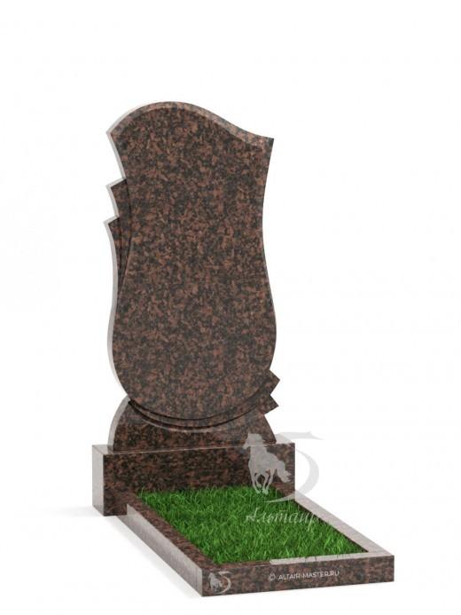 Памятник ГФ013 (коричневый)