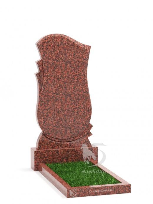 Памятник ГФ013 (красный)