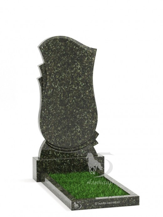 Памятник ГФ013 (зелёный)
