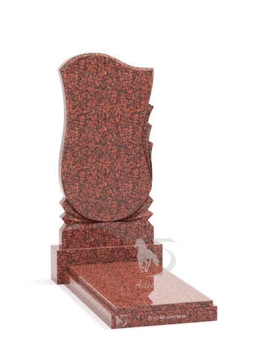 Памятник ГФ014 (красный)