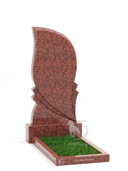 Памятник ГФ009 (красный)