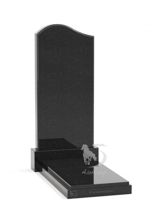 Памятник ГФ002 (чёрный)
