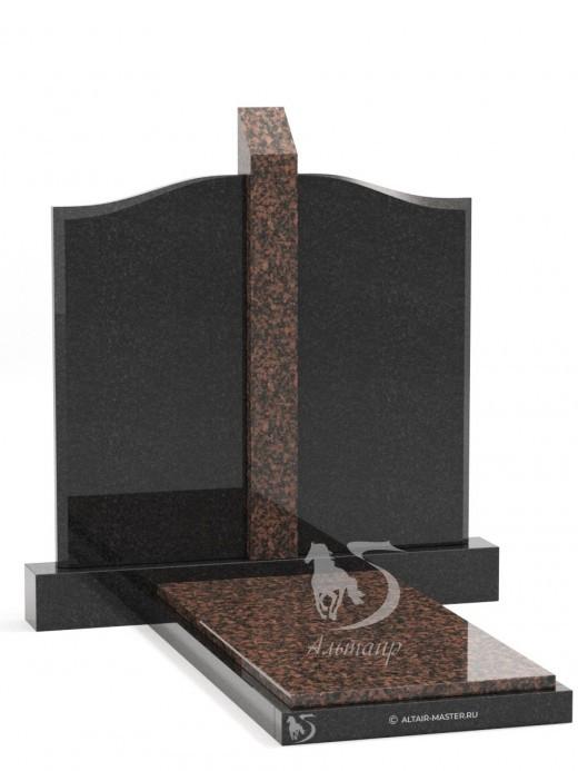 Памятник ГС003 (чёрно-коричневый)