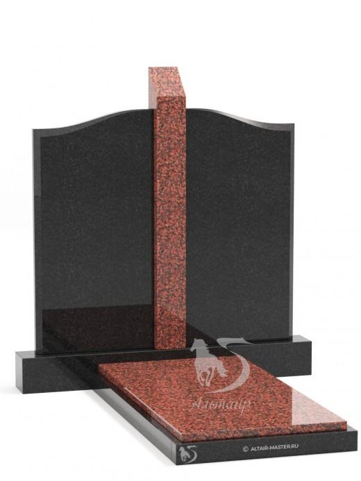 Памятник ГС003 (чёрно-красный)