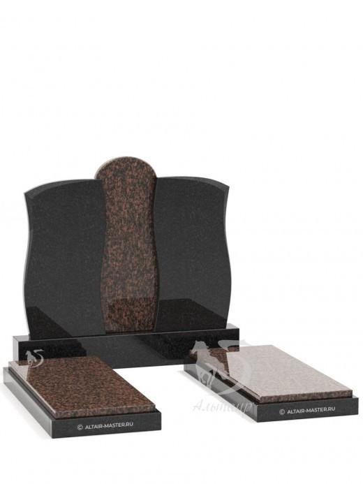 Памятник ГС004 (чёрно-коричневый)