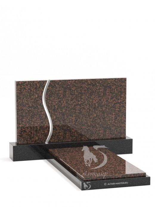 Памятник ГС009 (чёрно-коричневый)