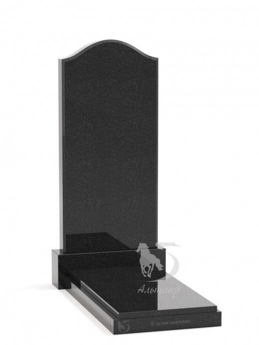 Памятник ГФ003 (чёрный)