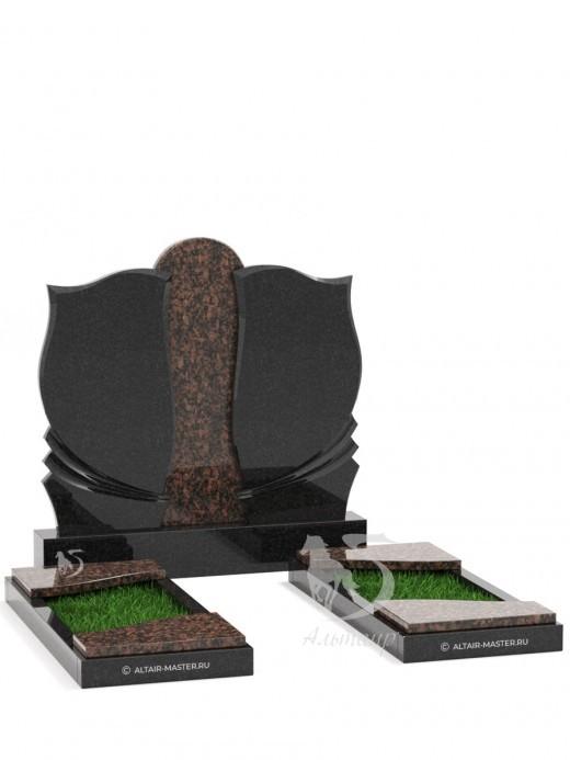 Памятник ГС017 (чёрно-коричневый)