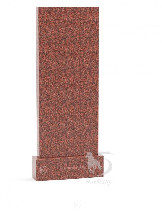 Памятник ГФ001 (красный)
