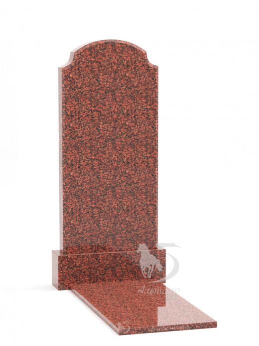 Памятник ГФ004 (красный)