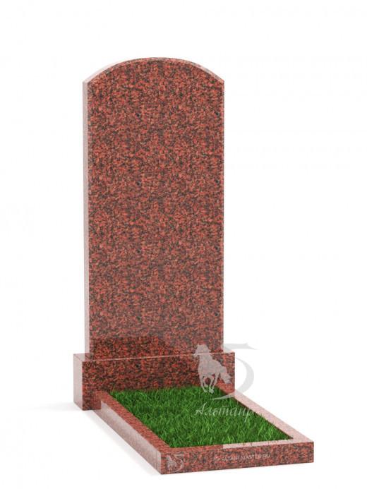 Памятник ГФ006 (красный)