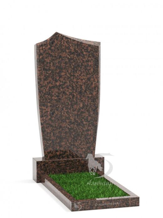 Памятник ГФ007 (коричневый)