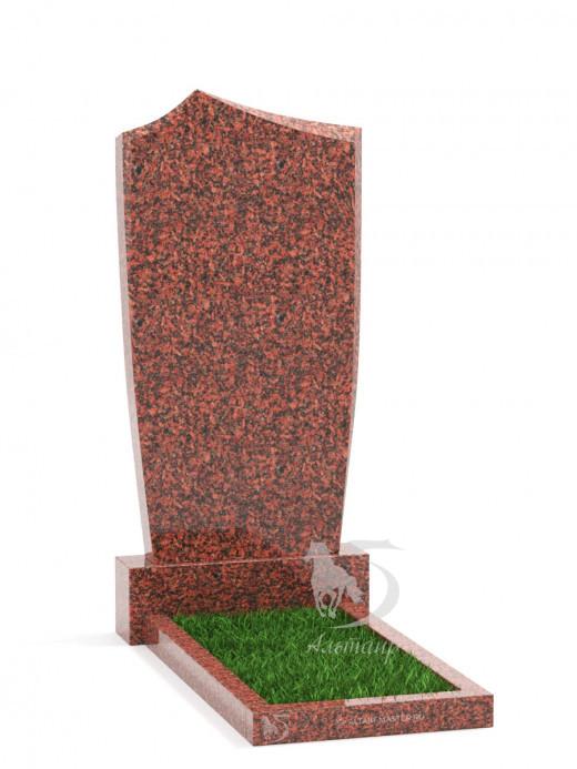 Памятник ГФ007 (красный)